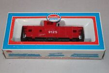 NEW - Model Power HO scale - Santa Fe RED Caboose  9125