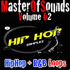 HipHop & RnB Wav Samples & Loops Universal Ableton Logic FL Studio FAST DOWNLOAD