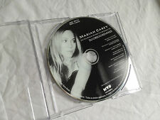 Mariah Carey DO U KNOW WHERE...ultra rare BRAZIL remixes PROMO only PICTURE CD