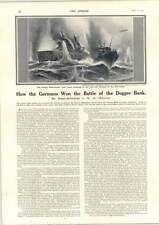 1915 How The Germans Won The Battle Of The Dogger Bank