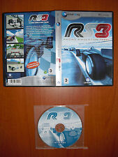 RS3 Racing Simulation Three 3 [PC CD-ROM] Ubisoft, Market Way, Versión Española