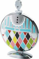Alessi Fatman Folding Cake Stand Stainless Steel NEW