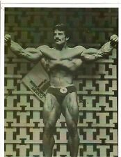 bodybuilder MIKE MENTZER Night Of The Champions Muscle Photo B+W