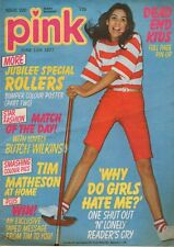 Pink Magazine 11 June 1977 No 220    The Bay City Rollers   Tim Matheson