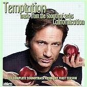 Temptation (Music From The Showtime Series Californication (CD) NEW AND SEALED