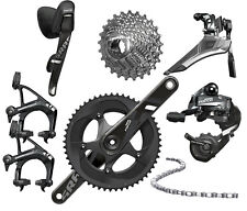 SALE!! NEW 2017 SRAM FORCE 22 Group Set Kit 11x28 172.5mm 50x34 GXP 11 speed