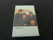 THE BEATLES LOVE ME DO RARE SEALED CASSINGLE IN CARD SLEEVE!