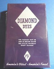 Diamond Purple Fabric Clothes Dye