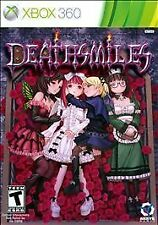 DEATHSMILES for XBOX 360 complete with booklet (111794)