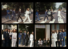 The Beatles Abby Road Crossing Photo Print 13x19""