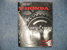 HONDA 1995-2001 TRX400 FW FOURTRAX FOREMAN OWNERS SERVICE MANUAL REPAIR SHOP
