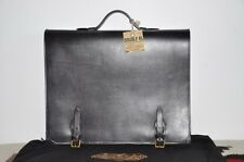 Ralph Lauren RRL Bridle Leather Executive Briefcase Bag