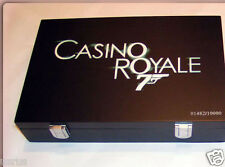 Casino Royale DVD  Poker Set Case France Coffret