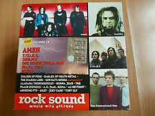 ROCK SOUND VOL.74 SOULFLY ONE DIMENSIONAL MAN IKARA COLT EAGLES OF DEATH METAL