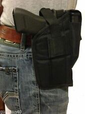 Durable Gun holster W/built in Mag holder For Kel-Tec PMR 30 W/Tactical Light