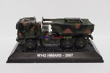 New 1/72 Diecast Tank US M142 Himars Truck Military Model Toy Soldiers