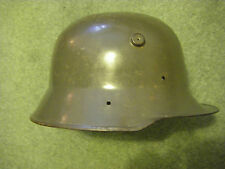 Ultra Rare Imperial, Weimar or 3rd Reich Child's German Steel Helmet Stahlhelm