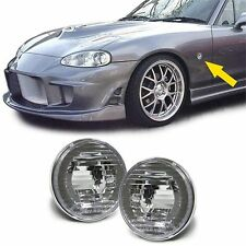 CRYSTAL CLEAR SIDE REPEATERS INDICATORS FOR MAZDA MX5 NA NB NBFL 1990-2005