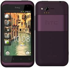 HTC 6330 ADR6330 Rhyme - Plum Purple  (Verizon) Smartphone (Page Plus)