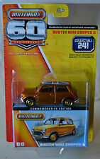 2013 Matchbox Commemorative Edition AUSTIN MINI COOPER S #09 NEW