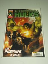 INCREDIBLE HULKS #22 MARVEL PANINI COMICS 4TH DECEMBER 2013