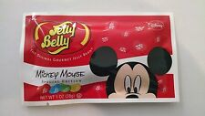 MICKEY MOUSE - Jelly Belly Candy Jelly Beans - 4 - 1 OZ BAG