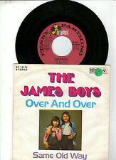 The James Boys    -    Over and over
