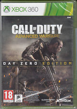 Call of Duty Advanced Warfare Day Zero Edition Xbox 360 Brand New Factory Sealed