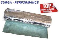 4m ALUBUTYL Dämmmatte Anti Dröhn Matte Bitumen-Ersatz 50 x 400 cm BUTYL