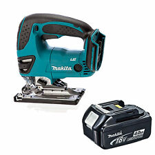 MAKITA 18V LXT DJV180 DJV180Z DJV180RFE JIGSAW AND BL1840 BATTERY