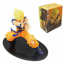 JP Anime Dragon Ball Z DBZ Super Saiyan Son Goku Kamehameha Figure Toy Xmas Gift