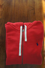 POLO RALPH LAUREN MEN BOY HOODED COTTON ZIP HOODIE FLEECE JUMPER XS S M L XL XXL