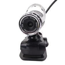 360°Full HD 12.0MP 1080P Webcam Web Camera with Built-in Mic Windows 2000 XP 7 8