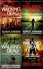 The Walking Dead: Rise of the Governor Series Collection 1-4 Robert Kirkman NEW!