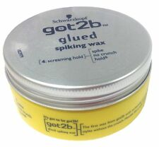 Schwarzkopf Got2b Glued Spiking WAX 75ml