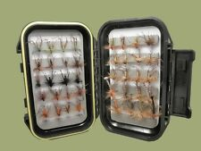 40 Daddy Long Legs & Hopper Trout Fly, Fishing Flies, Boxed Set, Nice collection