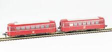 FLEISCHMANN 1370 H0 Schienenbus Beiwagen VB 98 2232, VS 98 279, DB, Ep.III, OVP