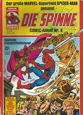 DIE SPINNE / COMIC-ALBUM NR. 6 / CONDOR 1981
