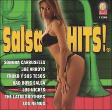 Salsa Hits, New Music