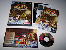 FIRE EMBLEM PATH OF RADIANCE + VIP - Gamecube - UK PAL RPG - NR MINT