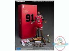 1/6 Real Masterpiece NBA Collection Dennis Rodman Enterbay