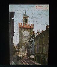 BRESCIA: torre della Palla 1906
