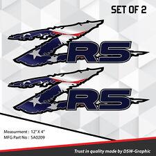 ZR5 ZR-5 4x4 VINYL DECAL STICKER S-10 EXTREME Sonoma ZR-2 S10 usa  SA0209