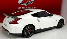 GT SPIRIT GT042 NISSAN 370Z NISMO WHITE RESIN  1/18 MODEL
