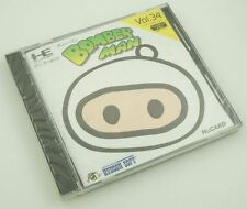 PC Engine - BOMBERMAN - Brand New Factory Sealed US Seller