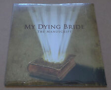"MY DYING BRIDE The Manuscript 2013 UK 4-track vinyl 12"" SEALED"