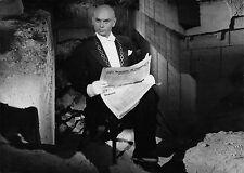 Photo originale Yul Brynner Le testament d'Orphée Jean Cocteau journal