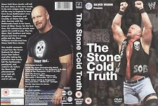 WWE - Steve Austin: The Stone Cold Truth DVD (Pre-Owned)