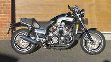 1998/R Yamaha V-Max 1200 with 32,600m in Black