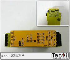 Relais de sécurité PILZ PZE X4P 24VDC | Safety relay